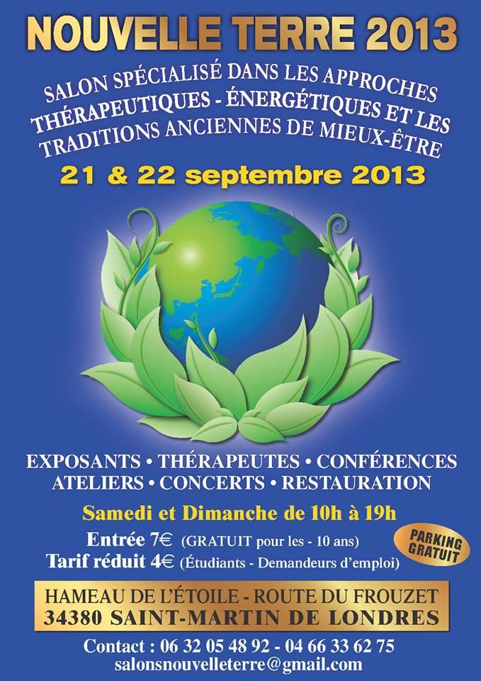 Nouvelle Terre 2013